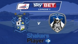 Bury vs. Oldham Athletic AFC