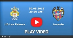 Las Palmas vs Levante