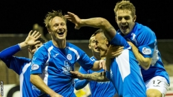 Raith Rovers vs. Queen of the South
