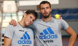 Dominic Thiem(Aut) vs Ernests Gulbis(Let)