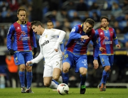 Real Madrid vs Levante