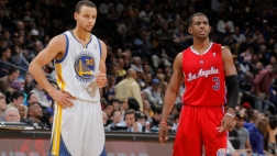 Los Angeles Clippers vs Golden State Warriors