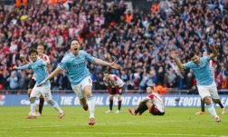 Manchester City vs Sunderland