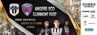Angers vs Clermont Foot