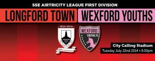 Longford vs Wexford