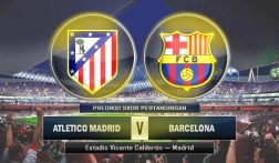 Atletico Madrid vs. Barcelona