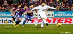 Eibar va Real Madrid