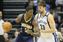 Indiana Pacers vs Memphis Grizzlies