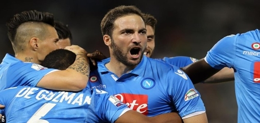 SSC Napoli vs Inter Milan